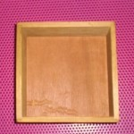 100均セリア収納BOX「インテリア木製ウォールボックス」でDIY
