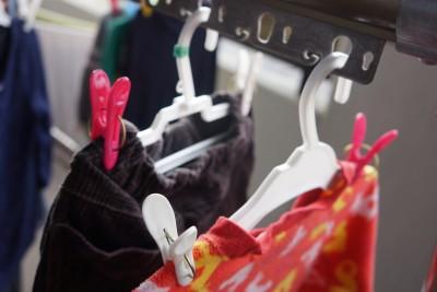 ミーツ洗濯バサミ使用後2