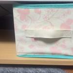 可愛くて便利なアイテム!100円ショップSeriaのDVD収納ボックス!