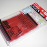 100円ショップダイソーの可愛いキティちゃん袋を買いまくってしまいました。