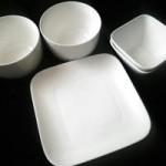 白いシンプルな食器なら100円ショップセリアで探してみませんか?!
