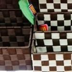 100均の「ダイソー」商品の収納ボックス(カゴ)は可愛くて使える。