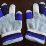 子供から大人まで使える100均ミーツの防寒用手袋