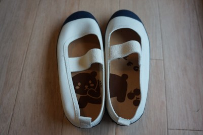 ミーツ子供用靴インソール使用後2