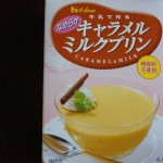 100円ショップダイソー「ハウスのキャラメルミルクプリン」どんな味かお試し!