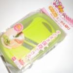 100円均一ダイソー便利グッズ「野菜千切りケース」で極細野菜!