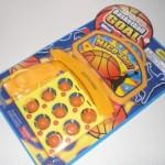 100円ショップダイソーのバスケおもちゃ、子供も大人もムキになる
