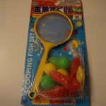 100均ダイソーおもちゃ「金魚すくいセット」こどもがどれくらい遊べるか検証