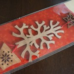100均ミーツ「木製ツリーオーナメント」大人クリスマス楽しむ