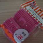 100円ショップミーツ「ヘアカーラー」髪のセットおまかせ☆