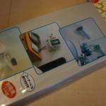 100円ショップミーツ「ミニラック」押しピンで取り付け簡単!だけど要注意!!