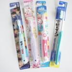 100円ショップミーツ「歯ブラシ」も100円!キャラクターなど品ぞろえ豊富☆