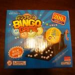 100円ショップダイソー「ビンゴゲーム」でパーティー&数字のお勉強☆